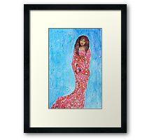 Layla Framed Print