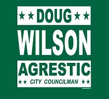 Doug Wilson Agrestic City Councilman Unisex T-Shirt