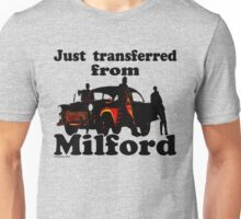 Transferred from Milford Unisex T-Shirt