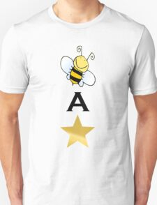 "Funny ""Be a star"" T shirt or sticker Unisex T-Shirt"