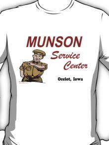 Munson Service Center T-Shirt