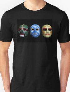 3 ninjas masks T-Shirt