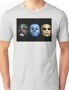 3 ninjas masks Unisex T-Shirt