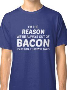 Fuck Bacon Classic T-Shirt