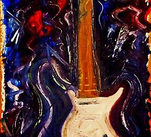 While My Guitar Gently Weeps by Jack Lowerson