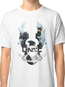 UNSC - Halo 4  Classic T-Shirt