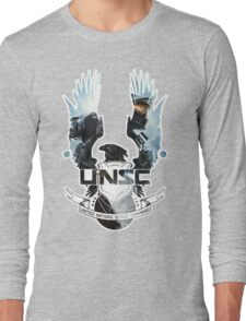 UNSC - Halo 4  Long Sleeve T-Shirt