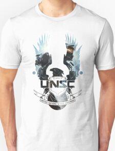 UNSC - Halo 4  Unisex T-Shirt