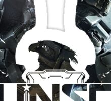 UNSC - Halo 4  Sticker