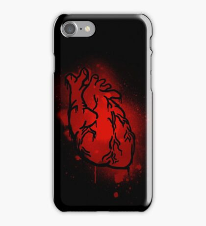The Heart That Beats iPhone Case/Skin