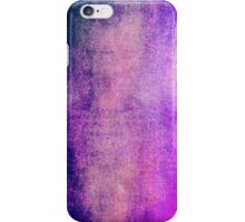 Abstract Vintage Cool New Grunge iPhone Case VIOLET iPhone Case/Skin