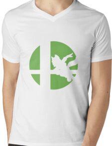 Fox - Super Smash Bros. Mens V-Neck T-Shirt