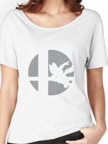 Fox - Super Smash Bros. Women's Relaxed Fit T-Shirt