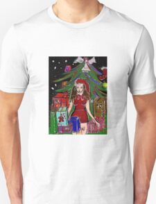 Christmas 2015 a time for celebration & reflection Unisex T-Shirt