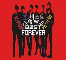 ♥♫I Love B2ST Forever Splendiferous K-Pop Clothes & Stickers♪♥ Kids Clothes