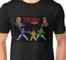 3 ninjas Kick Back, super nintendo Unisex T-Shirt