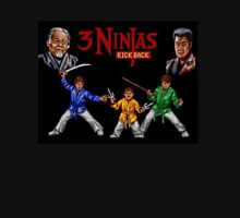 3 ninjas Kick Back, super nintendo Unisex T-Shirt