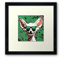 Big Ears Cool Framed Print