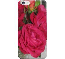Make Mine Pink Roses 2 iPhone Case/Skin