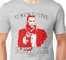 Uncle shepard wants you Unisex T-Shirt
