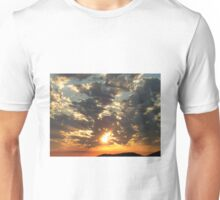 Sunrise on the Inlet Unisex T-Shirt