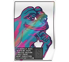 Collector's item Pepe (extremely rare) Poster