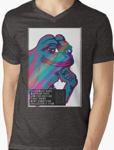 Collector's item Pepe (extremely rare) Mens V-Neck T-Shirt