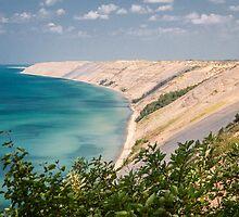 Grand Sable Dune - Lake Superior by Robert Kelch, M.D.