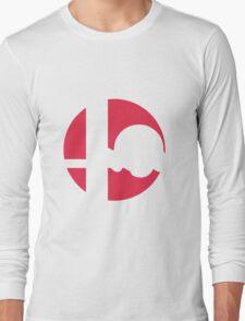 Kirby - Super Smash Bros. Long Sleeve T-Shirt