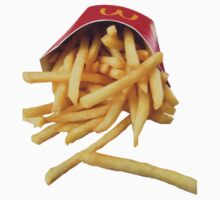 french fries by lazyville