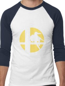 Link - Super Smash Bros. Men's Baseball ¾ T-Shirt