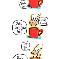 Love is a mug's game by twisteddoodles