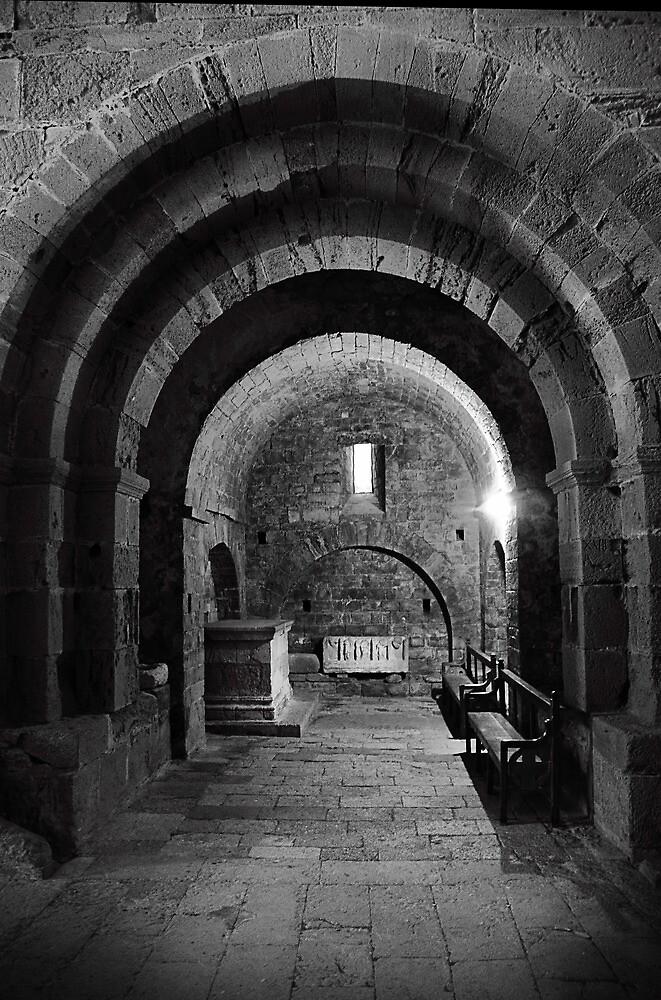 Roman Arches by Paul Pasco