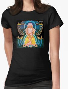 Hawkwind Womens Fitted T-Shirt