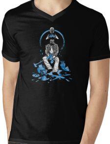The Broken King Mens V-Neck T-Shirt