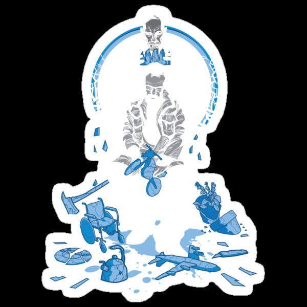 The Broken King by nikholmes