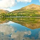 Buttermere (Panorama)  by Stephen Knowles