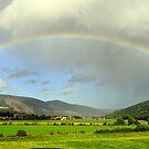 Innerleithen Rainbow by photobymdavey