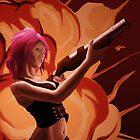 Steampunk Explosion by wearenightfox