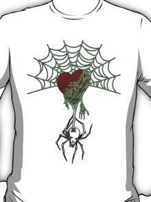 Black Widow (Green) T-Shirt