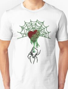 Black Widow (Green) Unisex T-Shirt