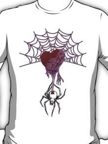 Black Widow (Purple) T-Shirt