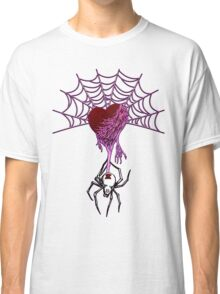 Black Widow (Purple) Classic T-Shirt