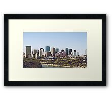 Edmonton, Alberta Framed Print