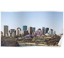 Edmonton, Alberta Poster