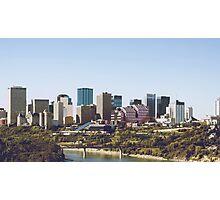 Edmonton, Alberta Photographic Print