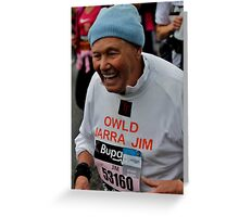 Owld Jarra Jim Greeting Card