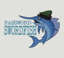 Password: Swordfish!  by DanDav