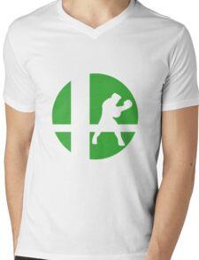 Little Mac - Super Smash Bros. Mens V-Neck T-Shirt