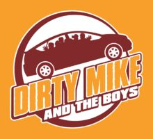 Dirty Mike And The Boys by Simon Mac